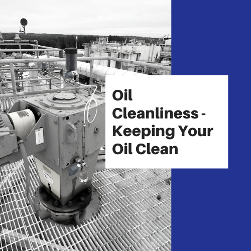Keeping Your Oil Clean