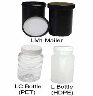 Bottles & Mailers