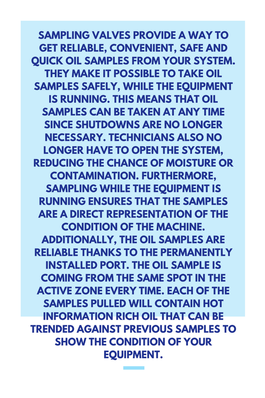 How Valves Take Reliable Samples